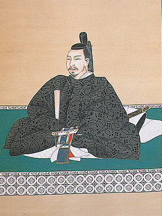 ODA Nobunaga/owned by Sofukuji Temple